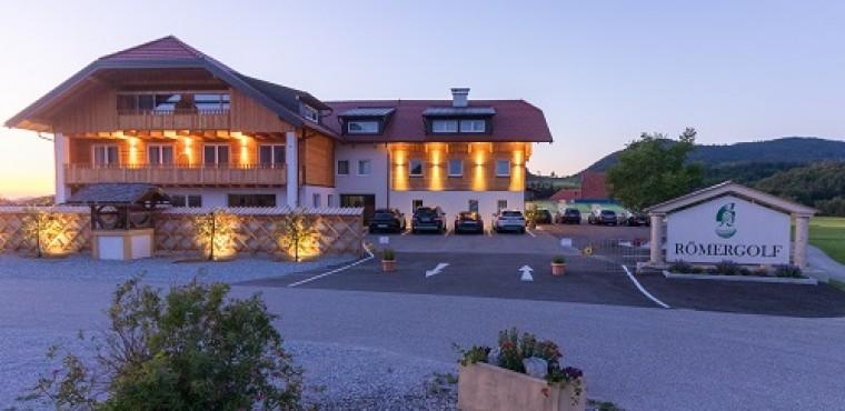 Unterkunft Römergolf Lodge